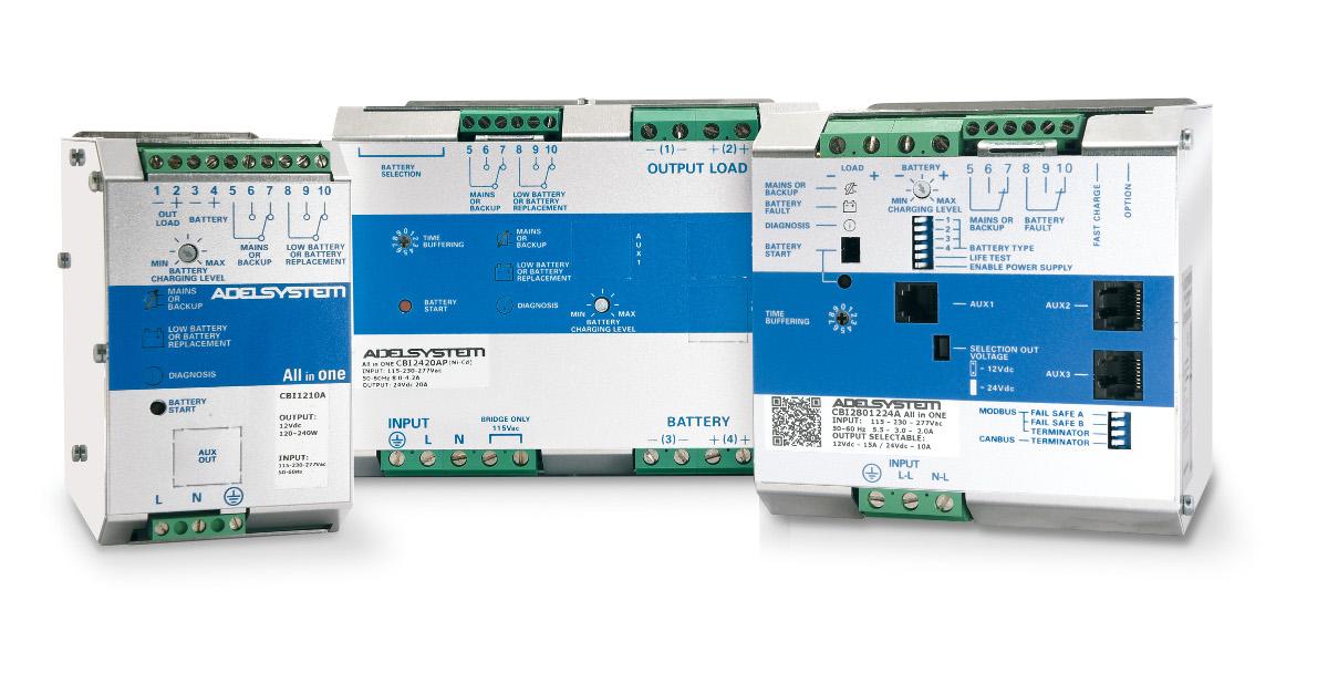DC-UPS - ADELSYSTEM